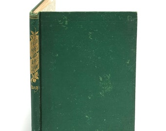 Field Notes on Apple Culture 1886 LIBERTY HYDE BAILEY Botany Fruit Horticulture Antique