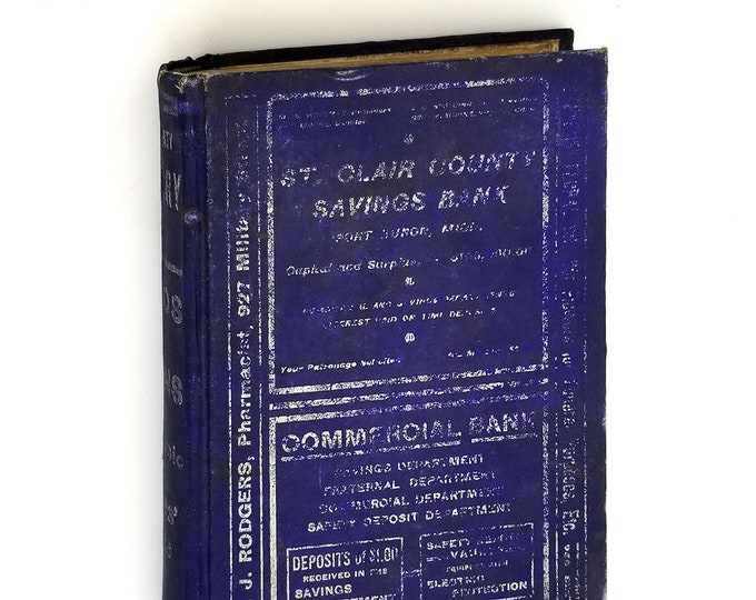 Wolverine Directory Co.'s St. Clair County [Michigan] Directory, August 1, 1907