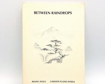 Between Raindrops 1st Edition 1985 Anthology Poetry Northwest Oregon Authors - Lawson Inada - Vern Rutsala