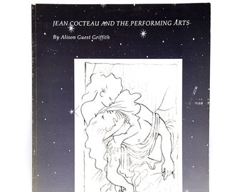 Jean Cocteau and the Performing Arts 1992 Exhibit - Ballet - Theater - Drama