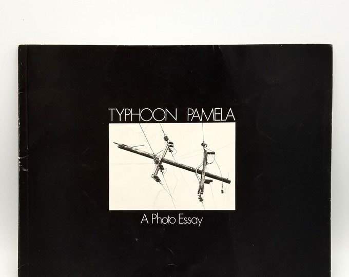 Typhoon Pamela: A Photo Essay 1976 by Donald Seth - Guam - Mariana Islands - Micronesia - Pacific - Natural Disaster