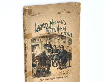 Laird Nicoll's Kitchen 1890 JOSEPH WRIGHT Scottish Stories Essays Drooko Scotland