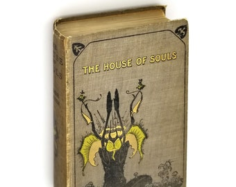 The House of Souls Hardcover 1906 by Arthur Machen - Horror - Short Stories - Fiction