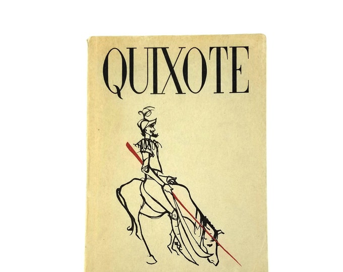 Quixote no. 16 - Winter 1958 (Special Spanish-Mexican Issue) Literary Magazine, Short Stories, Poetry, Jean Rikhoff