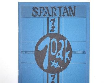 Seven Oak Middle School [Lebanon, Oregon] 1973 Yearbook Spartan Linn County