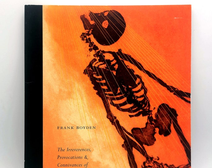 Irreverences, Provocations & Connivances of Uncle Skulky: Suite of Twenty-one Prints by Frank Boyden 2004 Portland Art Museum - Skulls