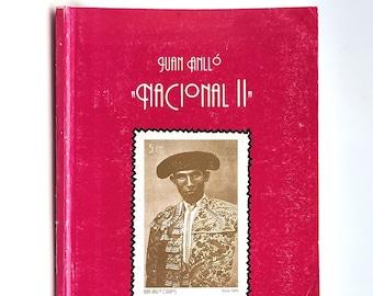 "Juan Anllo, ""Nacional II 1996 by Carmelo Perez Fernandez de Velasco  Bullfighter Death Investigation Hemingway Soria"