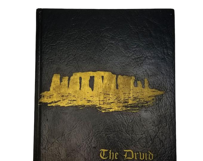 Drew School [San Francisco] Yearbook 1968 The Druid - California
