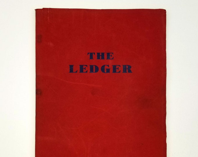 Clinton Kelly High School of Commerce [Portland, Oregon] Yearbook January 1932 The Ledger Multnomah County