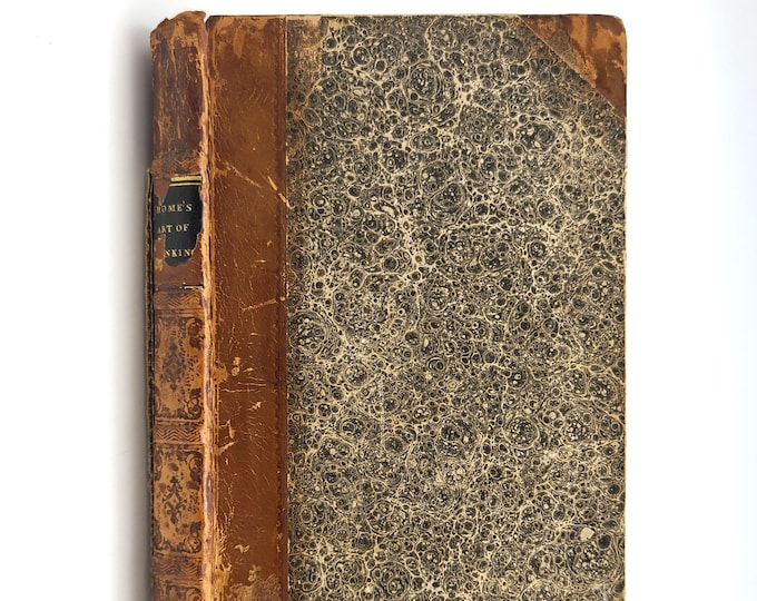 Introduction to the Art of Thinking 1819 by Henry Home - Scottish Englightenment