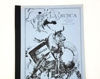 La Busca, Vol. VII, no. 12 (December 1971) Taurine Bibliophiles of America - Bullfighting