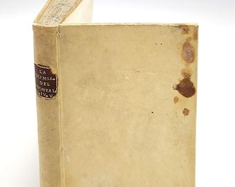La scimia del Montalto 1760 Sabiniano Jesuit-Jansenism Controvery Blaise Pascal