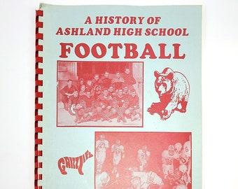 History of Ashland High School Football - Oregon Jackson County RON DAVIS Sports