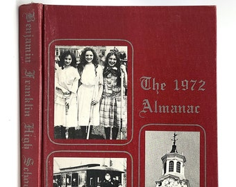Franklin High School [Portland, Oregon] 1972 Yearbook Almanac Multnomah County