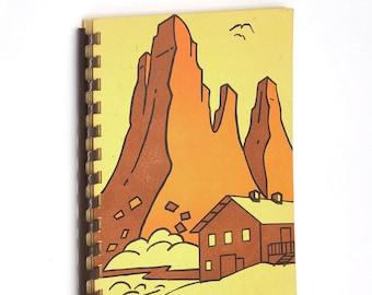 Sedona Arts Center Souvenir Cook Book 1972 Coconino  & Yavapai Counties Arizona Artists