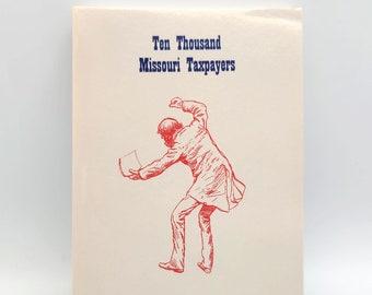 Ten Thousand Missouri Taxpayers 1996 Sherida K. Eddlemon -  Genealogy - Reference