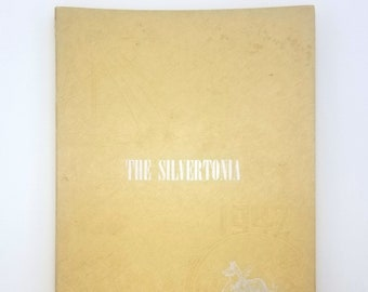 Silverton High School [Oregon] Yearbook 1942 Silvertonia Marion County