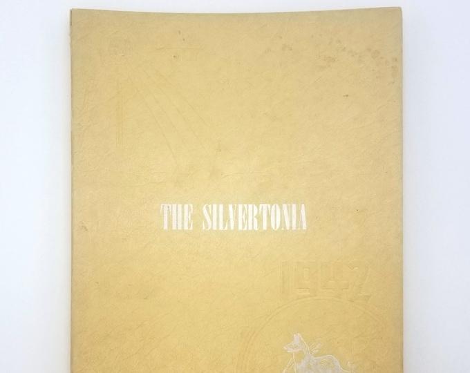 Silverton High School [Oregon] Yearbook 1942 Silvertonia Marion County