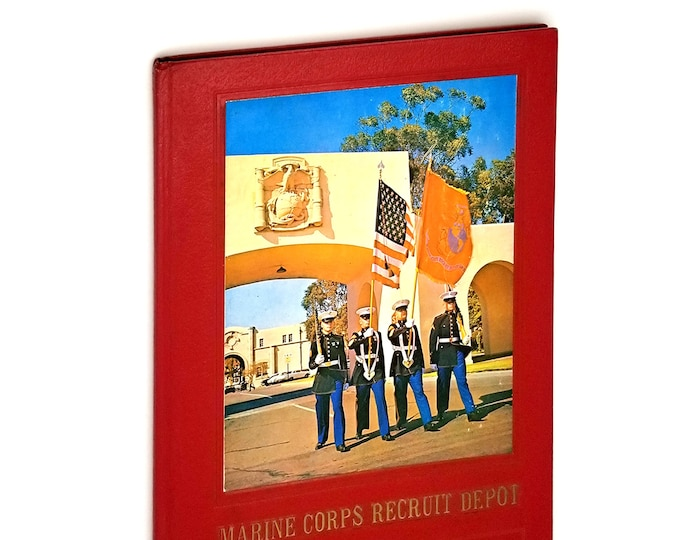 Marine Corps Recruit Depot, Second Battalion Platoon 2138 [1974-75], San Diego, California