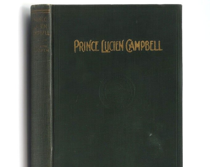 Prince Lucien Campbell 1926 by Joseph Schafer - President University of Oregon - Biography - History