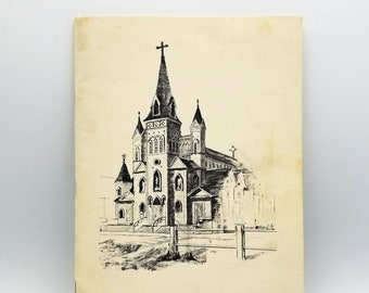 St. Mary's - Albany [Oregon] St. Mary's Catholic Church Academy Linn County Ca. 1972