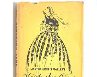 Kentucky Jane MARTHA MARLER 1962 Kentucky Hill Country Girl ~ YA Novel ~ Signed