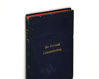 An Oriental Constellation. A Romantic Pate of Hidden History by Eugene Harfield 1888 Palestine Jews Israel Judaica
