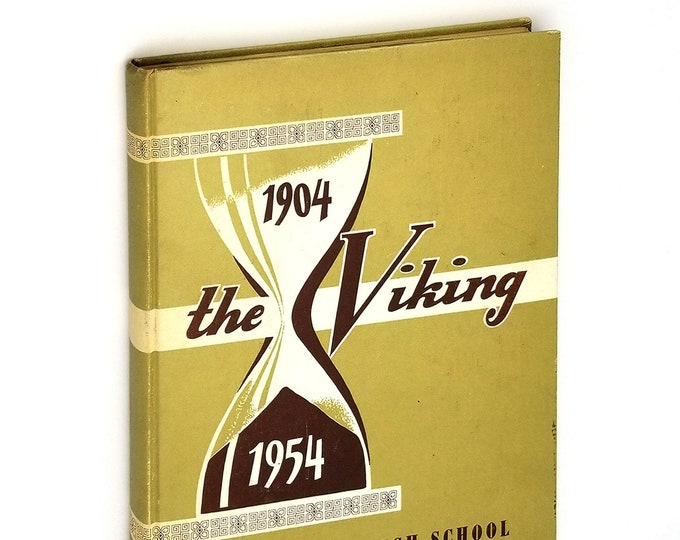 Salem High School [Oregon] Yearbook 1954 Viking Marion County