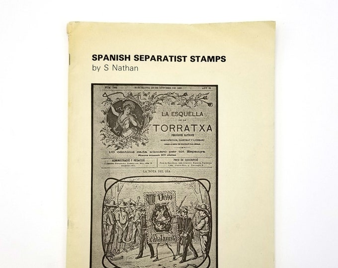 Spanish Separatist Stamps 1976 philately - Spain Catalonia Valencia Aragon Baleares Galicia Basque