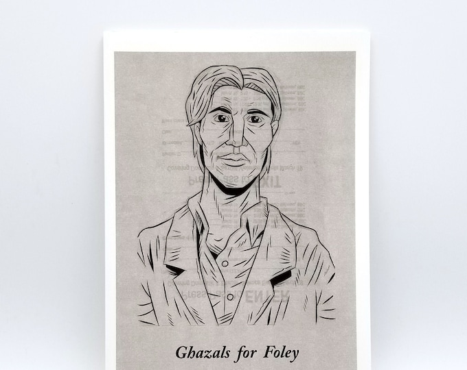 Ghazals for Foley PoetryIn Memoriam James Foley American Combat Journalist killed by ISIS