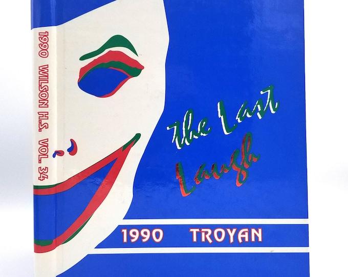 Woodrow Wilson High School Yearbook (Annual) 1990 - The Troyan Vol. 34 - Portland, Oregon OR Multnomah County