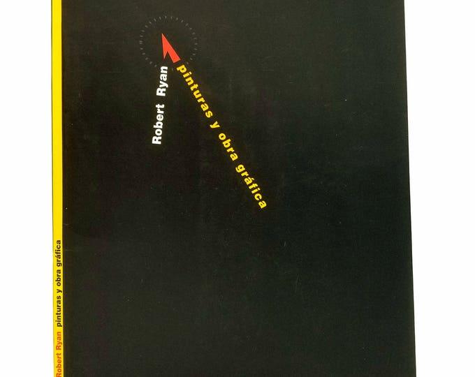 Pinturas y Obra Grafica Febrero - Marzo 1995 - Robert Ryan - Artist Painting Drawing - Spanish Lang - Torero