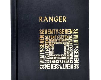Roosevelt High School Yearbook (Annual) 1977 - Ranger - Portland, Oregon OR Multnomah County