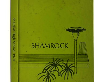 Sheldon High School Yearbook (Annual) 1970 - Shamrock Vol. VII Eugene OR Lane Co
