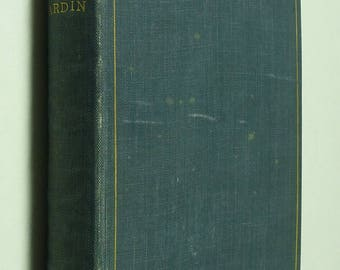 Le Double Jardin Maurice Maeterlinck 1907 Bibliotheque Charpentier Hardcover HC French Language Short Stories