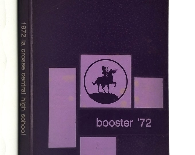 La Crosse Central High School Yearbook (Annual) 1972 - Booster  Wisconsin, WI