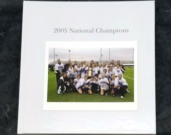 2005 National Champions [University of Portland NCAA Women's Soccer Team]