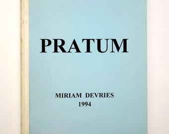 Pratum Marion County Oregon Local History - Silver Falls, Salem, Howell Prairie, 1994 by deVries; Spady; Cornu