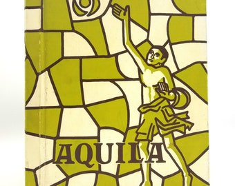 Hudson's Bay High School Yearbook (Annual) 1965 - Aquila - Vancouver, Washington WA Clark County