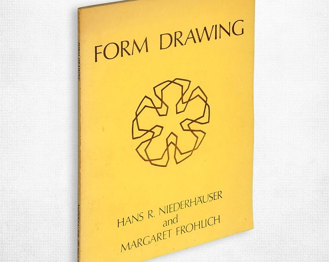 Form Drawing: an educational and artistic impulse given by Rudolf Steiner 1974 Waldorf School