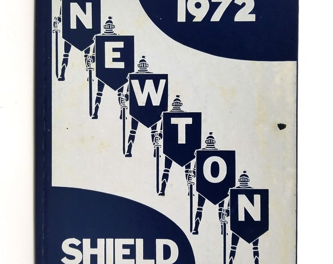Newton Junior High School Yearbook (Annual) 1972 - Shield - Hacienda Heights, Los Angeles, CA