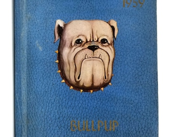 Hermiston Junior High School Yearbook (Annual) 1959 - Bullpup  Oregon, OR Umatilla County