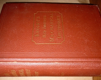 Knights New Mechanical Dictionary Description Tools Processes & Engineering 1884