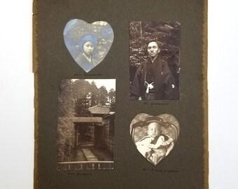 1915 Shuji Kawamuro family photos Tokyo Japan - Japanese Student Philadelphia Pennsylvania