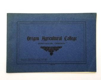 Oregon Agricultural College, Corvallis, Oregon [1905 Bulletin] Oregon State College/University