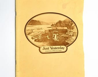 Just Yesterday: A brief story of West Linn, Oregon 1976 -  History - Clackamas County - OR