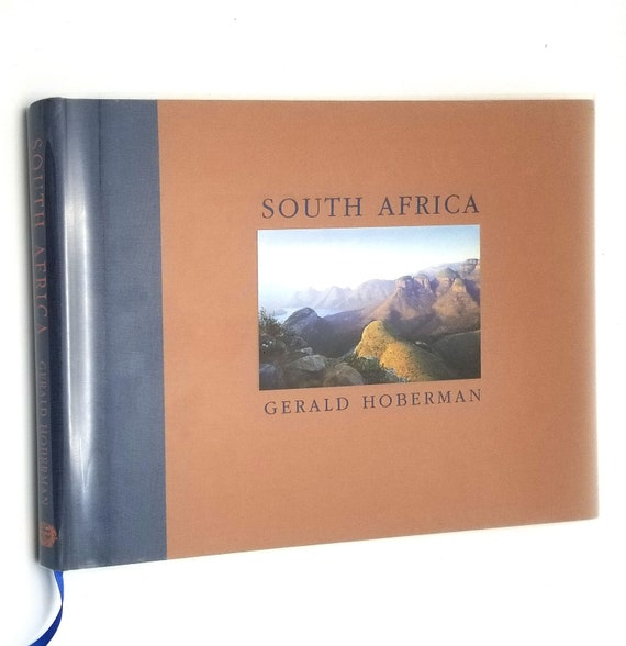 South Africa: Photography in Celebration of the Splendour and Diversity by Gerald Hoberman 1998 1st Edition Hardcover HC