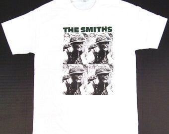 b9c916ffd1ef8d The Smiths Meat is Murder Morrissey T-Shirt