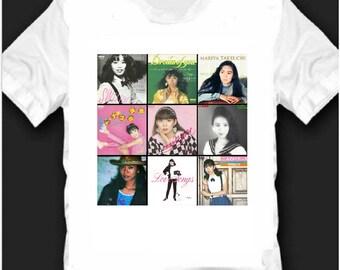 a3e25b12ad58f Mariya Takeuchi Covers Vaporwave City Pop T-Shirt