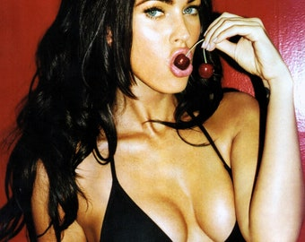 Megan Fox Etsy